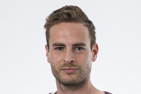 TIL SKIEN: Karl Marius Aksum starter i ny jobb i Skien.