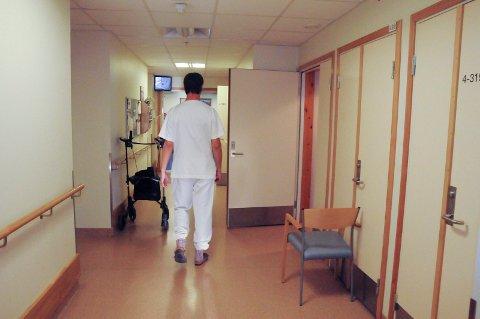 SOM FØR: Det blir ingen egenandel/egenbetaling for pasienter på lindrende enhet i Skien kommune.