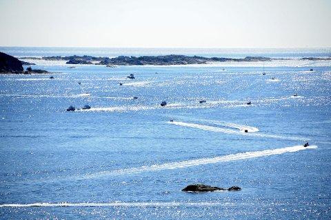 BÅTTYV: Kragerømannen stjal dyre båter i juli og kjørte rundt med dem i kragerøskjærgården eller langs kysten til Arendal. Nå er han dømt.