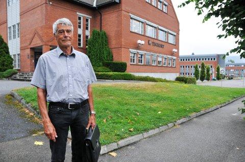 IKKE IMPONERT: Psykologspesialist Ole Reine er ikke imponert over betalinga han fikk for et oppdrag som sakkyndig meddommer i en barnevernssak i Telemark tingrett.