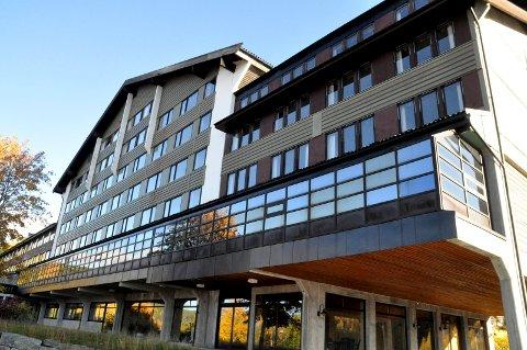Bolkesjø Hotell
