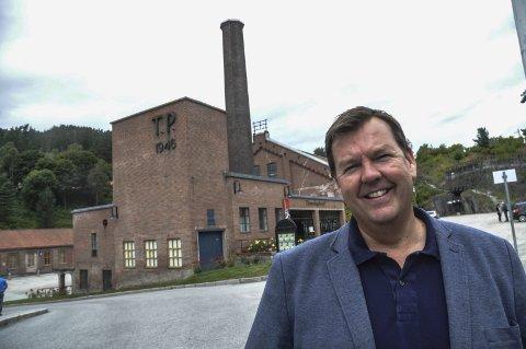 Skuffet: Direktør ved Norsk Industriarbeidermuseum, Runar Lia, er skuffet over at kulturmomsen økes og at tilskuddene til verdensarvstedene ikke styrkes.