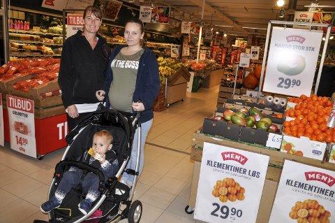 Matsvinn: I 2015 sto privathusholdningene for over 60 prosent av matsvinnet på totalt 355 128 tonn spiselig mat. – Vi kaster altfor mye mat, vedgår Ellen Bjørndalen Nerheim og Veronica Bjørndalen.