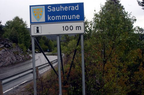 Sauherad: Snart en saga blott.