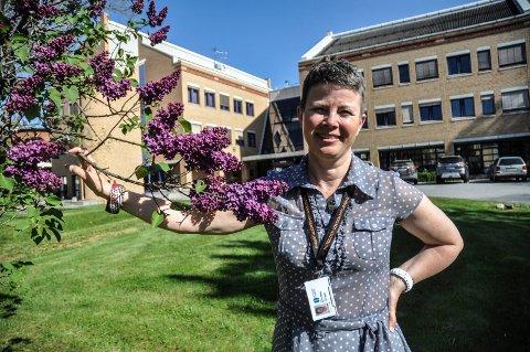 Søker: Rektor Anne Mette Gangsøy søker jobben som rådmann i Notodden kommune.