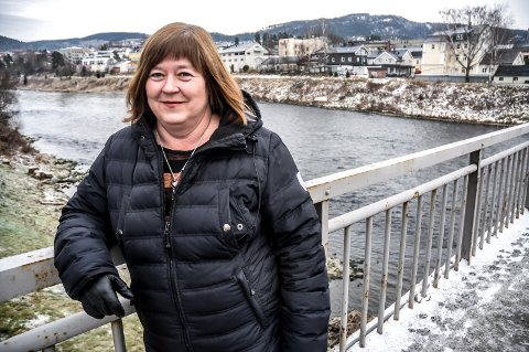 PUSLESPILL: Hege Dordi Stordal Støa sier den største utfordringen med videreutdanningen er å få alt til å gå i hop for lærer, skole, elever og kolleger. (Foto: Kai Andersen)