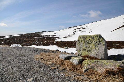 RÅEN: Veien mellom Bitringsnatten og Svineroi er nå åpen fram til neste vintersesong. (Arkivfoto)