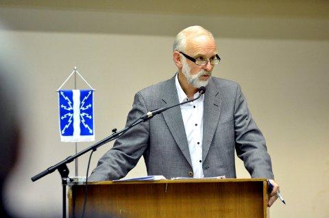 Svein Aannestad - rådmann