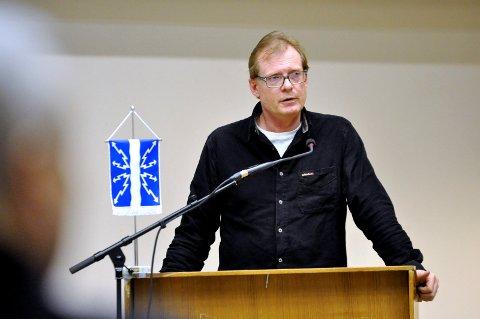 IKKE OVERRASKET: Notodden Venstres Torgeir Fossli er ikke overrasket over at tilliten er så liten blant politikere og kommuneansatte i Notodden.