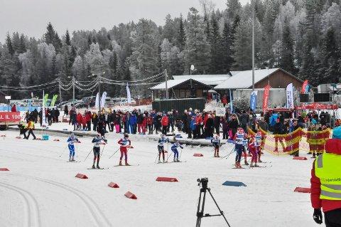 250: Heddalsprinten er i år kretsmesterskap og man venter rundt 250 løpere til Grønkjær lørdag.