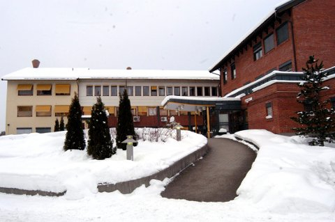 TRENGER FOLK: Det er flere ledige stillinger ved Sykehuset Telemark avdeling Notodden, men også innen det kommunale helsevesenet.