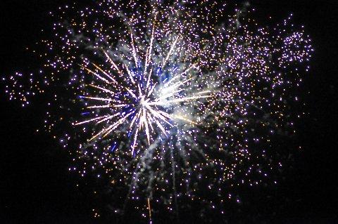 NYTT ÅR: Nå er tiden inne for å tenke ut nyttårsforsett, og se frem til et nytt år!