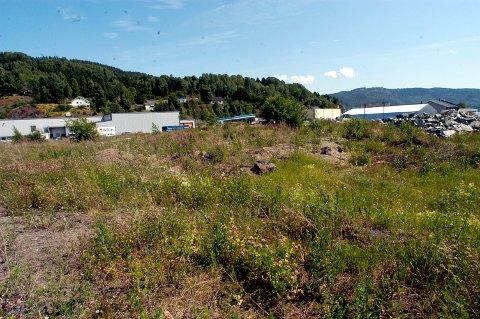 EIER: Notodden kommune er igjen eier av næringstomta Merdeveien 4. (Arkivfoto)