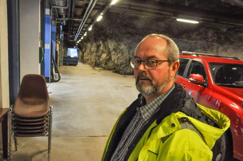 VANNLEKKASJE: Bjørnar Tollefsen i Notodden kommune opplyser at de jobber for fullt med å finne lekkasjen og utbedre denne. (Arkivfoto)