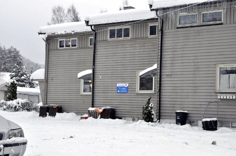 1 200 00: Henrik Wergelands gate 35 F er en av sju boliger i rekke som Tinfos Jernverk bygde på 50-tallet.