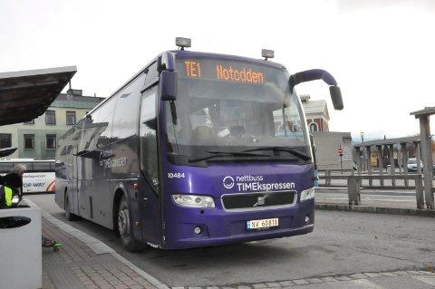 Nettbuss blir til Vy.