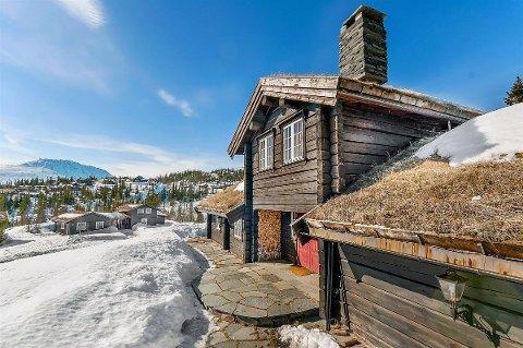 DYREST: Denne hytta er den dyreste på markedet i Gausta-området akkurat nå - og kanskje også den fineste.