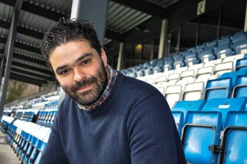 Nuno Marques. ordførerkandidat for Notodden Sp