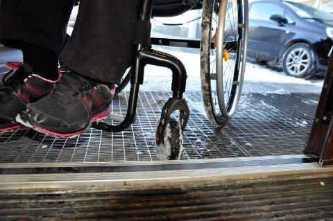 HJELP: Behovet for hjelp fra Tjenestene for funksjonshemmede i Notodden kommune øker veldig.