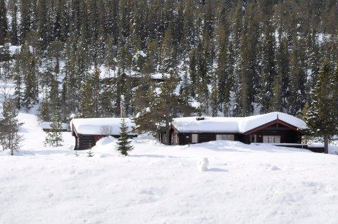 NYSNØ I MAI: Det har vært mye mye snø i Tuddal tidligere år, men så ille som dette blir det ikke. Likevel - 15 cm kan det bli. Finn fram skia igjen.