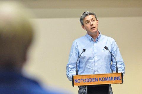 AVLYSER EKSAMEN: Kommunalsjef for oppvekst Jan Erik Søhol, var ikke forberedt på at regjeringen ville avlyse alle landets eksamener.