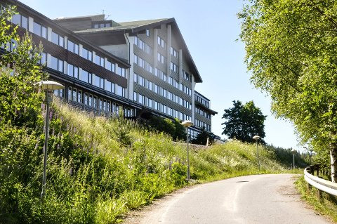 Bolkesjø hotell - illustrasjonsfoto.