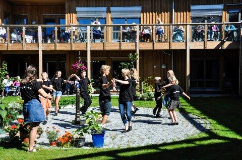 FESTIVAL FOR ALLE: Ungfolk på Telemarkfestivalen