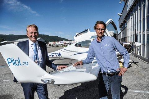 frode granlund, Runar Vassbotten, pilot flyskole