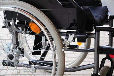 VAKTBIKKJE: Rådet skal blant annet se til at personer med funksjonsnedsettelse har lik tilgang til bygninger som andre innbyggere.