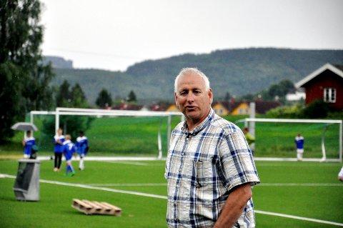 AVVENTER: Leder i Notodden idrettsråd, Jonny Pettersen, vil bidra og avventer administrasjonens bestilling på vegne av politikerne.