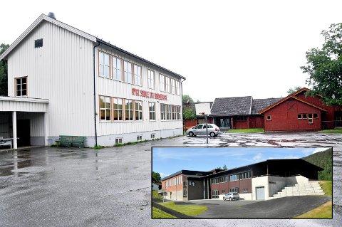 NYTT: Et nytt skolealternativ for Heddal lanseres nå: Småskole og oppvekstsenter  på en restaurert Rygi skole - og en 5-10 skole på Sem - i en utbygget Heddal Ungdomsskole (innfelt).