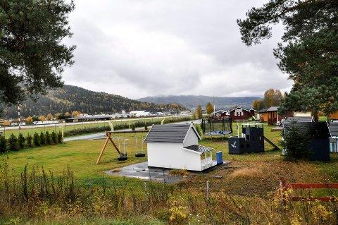 LEIER: Notodden Camping eier alt av bygninger og installasjoner på området, men leier grunnen av Notodden kommune.