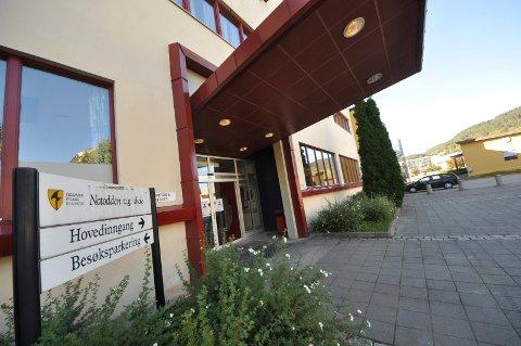 YRKESFAG: De første søkertallene viser at flere velger yrkesfag enn tidligere, på Notodden videregående skole.