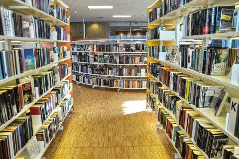 ANBEFALES IKKE: Det tidligere Oppvekst-, kultur- og idrettsutvalget ba rådmannen utrede en løsning med meråpent bibliotek, slik at lånerne får tilgang til lokalene utover bibliotekets åpningstider. Rådmannens konklusjon er at dette ikke anbefales i denne omgang.