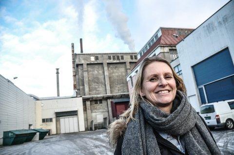 FORNØYD: Hydroparkens Henriette Høva er fornøyd med fjorårsresultatene for bedriften hun leder. (Arkiv)