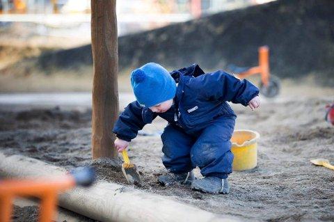 FLERE TIL NOTODDEN: Flere som ønsker å utdanne seg som barnehagelærere søker seg til Notodden. (Illustrasjonsfoto)