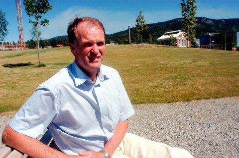 DAGENS LEDER: Pål Kristiansen er dagens styreleder og daglig leder av Russmarken VA AS.
