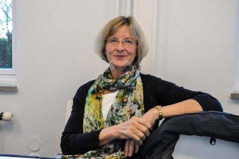INGEN BEKYMRING: Kommune- og smittevernlege Mie Jørgensen understreker at de fleste barn ikke vil bli alvorlig syke av luftveisinfeksjoner.