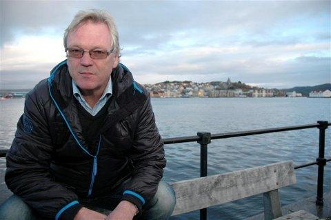 Prosjektleder Petter Ingeberg har sendt skriftlig invitasjon til tre trønderkommuner.