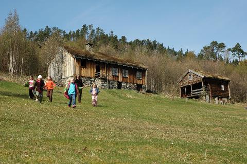 Gamle Kvernes Bygdemuseum (bildet) og Stiftelsen Nordmøre Museum har ennå ikke blitt enige om ny driftsavtale. Foto: Reidun Furseth