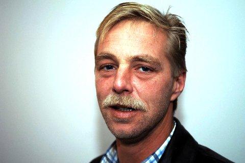 Robert Nordvik er Kristiansund Frps ordførerkandidat i det kommende kommunestyrevalget.