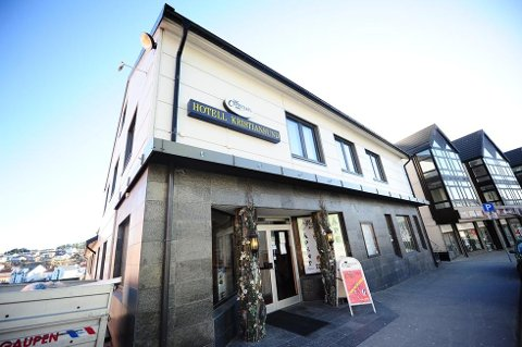 Hotell Kristiansund blir markedsført av Thon Hotels fra 1. januar 2016. Foto: Trygve Strand Joakimsen