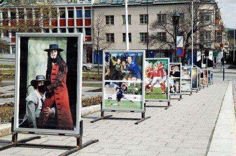 Nordic Light har i mange år satt sitt preg på byen.