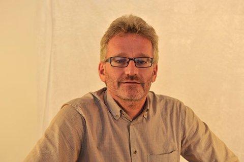 Helge Mogstad, avdelingsdirektør for justis og beredskap hos Fylkesmannen i Møre og Romsdal.