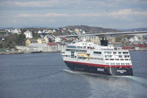 Hurtigruten anker Hålogaland lagmannsretts dom til Høyesterett.