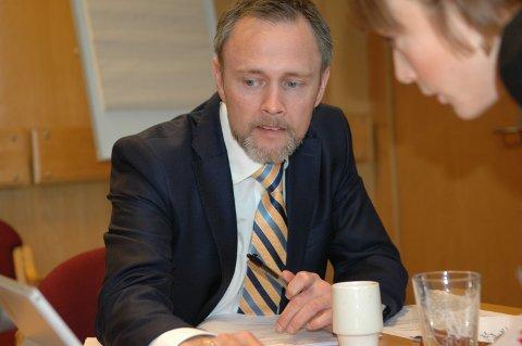 Rådmann Arne Ingebrigtsen vil ha med bystyret på å kjøpe hele Vikan Eiendom AS