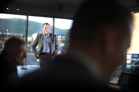 – Lønnshoppet til norske mellomledere må sees i sammenheng med året før, da det var negativ lønnsvekst, sier Jan Olav Brekke, forbundsleder i Lederne. Foto: Lederne