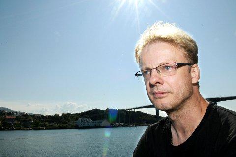 Arne Grødahl.