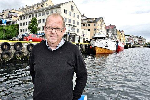 Pål Farstad, stortingsrepresentant Venstre.