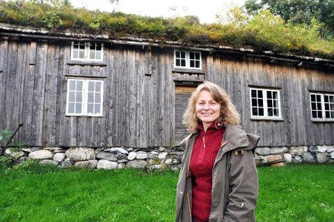 Anne Helle Skifjeld.